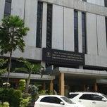 Photo taken at Ditjen AHU Departemen Hukum dan HAM by Diah N. on 1/20/2015