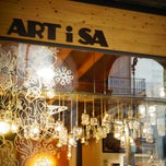 Photo taken at ArtiSa Barcelona by ArtiSa Barcelona on 11/17/2013