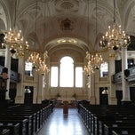 Photo taken at St Martin in the Fields by Michael Z. on 4/17/2013