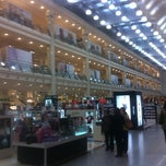 Photo taken at El Corte Inglés by Manel M. on 10/24/2012