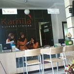 Photo taken at KAMILA Klinik Estetika by Mira a. on 9/25/2012