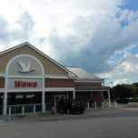 Photo taken at Wawa by Mercedes S. on 6/29/2013