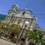 Photo taken at Our Lady of Immaculate Concepcion Metropolitan Cathedral by Drews A. on 3/29/2013