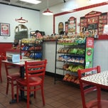 Photo taken at Firehouse Subs by Vincent V. on 7/27/2013