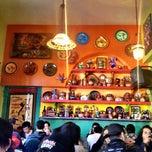 Photo taken at San Jalisco by DANYAH on 4/17/2013