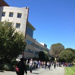 Photo taken at SFSU-EP Building by DANYAH on 4/9/2013