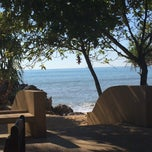 Photo taken at Moonlight Bay Resort Koh Lanta by Tobias T. on 11/25/2013
