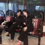 Photo taken at VIP Room Pattimura Airport by lulu m. on 4/4/2013