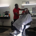 Photo taken at Community Barber by Preston S. on 4/25/2013
