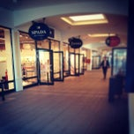 Photo taken at Parndorf Designer Outlet by Kaktus C. on 4/26/2013