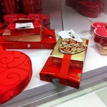 Photo taken at See's Candies by Sara T. on 2/14/2014