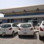 Photo taken at Emirates Post Office مكتب بريد الإمارات by Mukesh L. on 4/15/2013