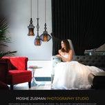 Photo taken at Moshe Zusman Photography Studio by Moshe Zusman Photography Studio on 8/22/2014