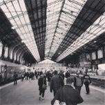 Photo taken at Gare SNCF de Paris Austerlitz by Riccardo S. on 4/30/2013