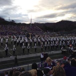 Photo taken at Bob Waters Field at E.J. Whitmire Stadium by David M. on 11/16/2013
