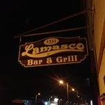Photo taken at Lamasco Bar by Adam K. on 4/12/2013