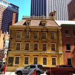 Photo taken at Fraunces Tavern by David D. on 4/7/2013