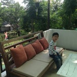 Photo taken at Paiviengfha Resort by pum T. on 10/19/2014