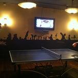 Photo taken at Hobnob Grille by Carlee P. on 4/11/2013