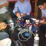 Photo taken at Hookah Nites by Diana G. on 9/15/2011