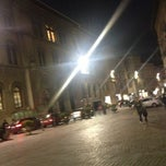 Photo taken at Piazza Giacomo Matteotti by ik0mmi a. on 1/21/2013
