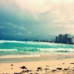 Photo taken at Forum Beach Club by Myriam M. on 6/2/2013