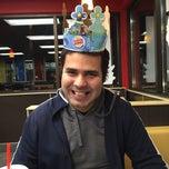Photo taken at Burger King by Gutinho R. on 1/18/2015