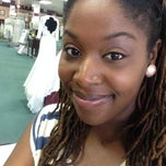 Photo taken at Bridal Mart by Letitia B. on 4/5/2014