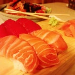 Photo taken at Tokyo Sushi Bar by Mariela F. on 2/10/2013
