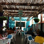 Photo taken at La Corriente Cevichería Nais by Pedro on 10/21/2012