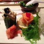 Photo taken at Robata of Tokyo by Domo on 12/7/2012