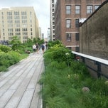 Photo taken at High Line by Angela L. on 6/3/2013