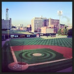 Photo taken at AutoZone Park by Ben M. on 5/14/2013