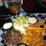 Photo taken at The Buck Burgers & Brew by Melanie G. on 7/7/2013