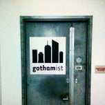 Photo taken at Gothamist HQ by Jason D. on 9/27/2014