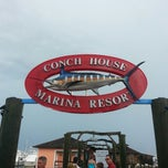 Photo taken at Conch House Restaurant by Teresa P. on 6/30/2013