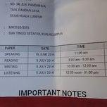 Photo taken at Sekolah Menengah Kebangsaan Tinggi Setapak by Naga J. on 7/5/2014