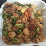 Photo taken at Hibachi Express by Malcolm T. on 6/29/2014