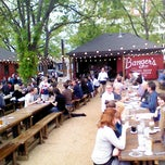 Photo taken at Banger's Sausage House & Beer Garden by Pedro S. on 4/26/2013