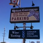Photo taken at Rogue Creamery by Todd G. on 10/3/2013