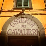 Photo taken at Osteria dei Cavalieri by Antonio F. on 3/21/2013