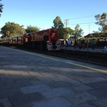 Photo taken at Estación Munro [Ferrocarril Belgrano Norte] by Joaquin R. on 12/8/2012