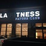 Photo taken at LA Fitness Signature Club by Jim B. on 10/15/2013