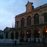 Photo taken at Station Gare Lille-Flandres ⓇⓉ by Claire B. on 5/14/2013