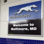 Photo taken at Greyhound Bus Lines by Liola on 7/14/2012