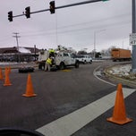 Photo taken at Intersection of US Route 14 & IL Route 47 by K. K. on 1/3/2013