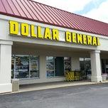 Photo taken at Dollar General by K. K. on 5/30/2013