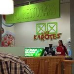 Photo taken at Tikai Karotes | Zupu restorāns by Kima B. on 5/21/2013