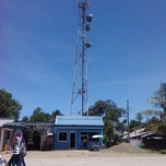 Photo taken at Sultan Naga Dimaporo by TonypeT on 6/4/2014