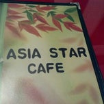 Photo taken at Asia Star Cafe by Jason E. on 3/20/2013